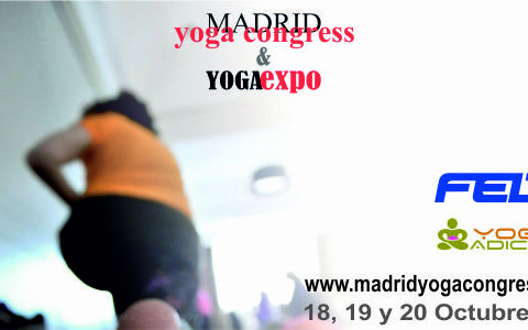 Madrid Yoga Congress & Yoga Expo.